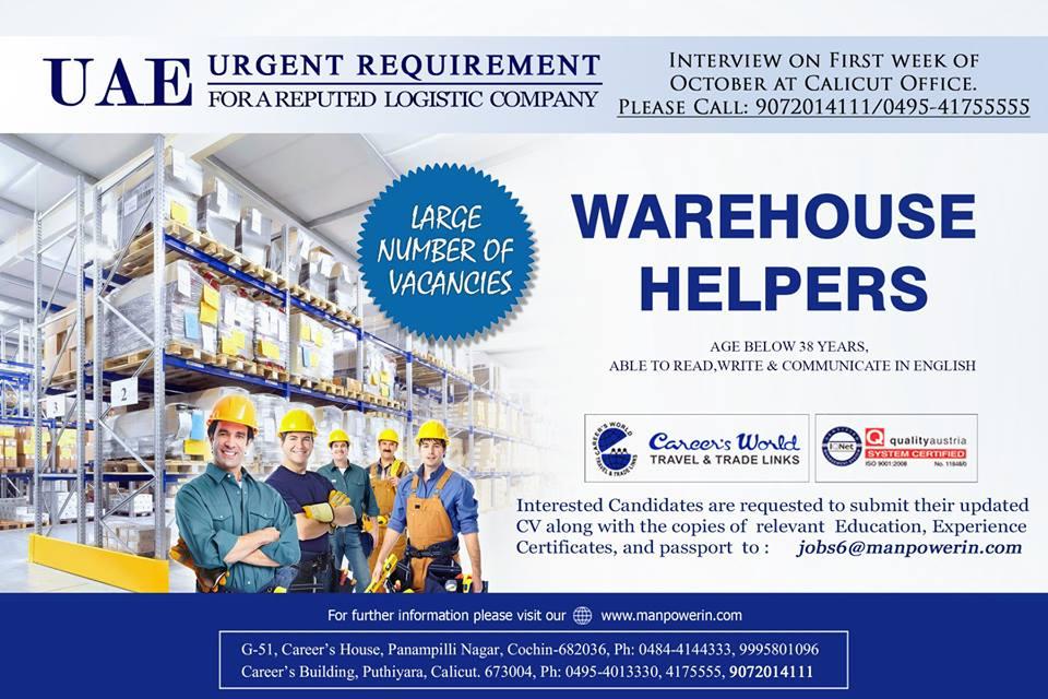 Logistics Companies In Dubai Careers